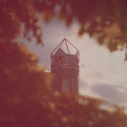 university of charleston clay tower