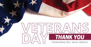 Veteran's Day