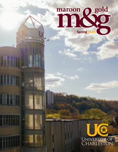 Cover of Maroon & Gold