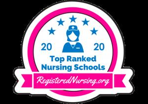 Badge for nursing program