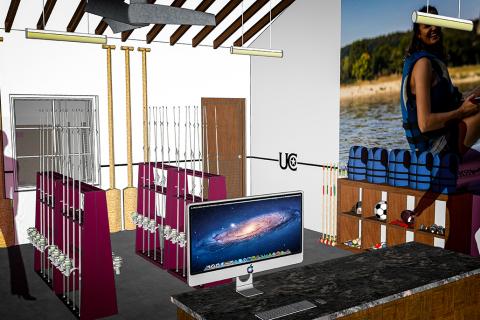 boathouse rendering